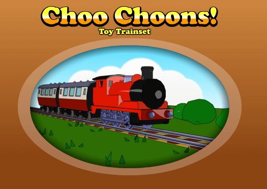 العاب قطارات حقيقية