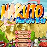العاب حرب مغامرات ناروتو