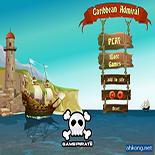 العاب مغامرات القراصنة و الادميرال