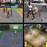 لعبة برق وكرة السلة