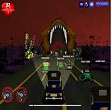 العاب سيارات طريق الموت الخطير