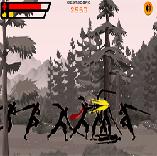 لعبة القتال بالسيوف