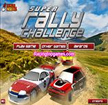 لعبة التحدي سوبر رالي سيارات