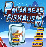 العاب صيد السمك في الجليد