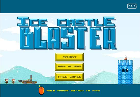 العاب تدمير القلعة