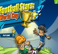 العاب نجوم كرة القدم العالميين