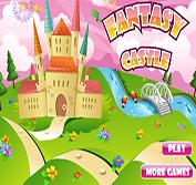 العاب ديكور قلعة الخيال