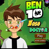 بن 10 عند الطبيب 2017