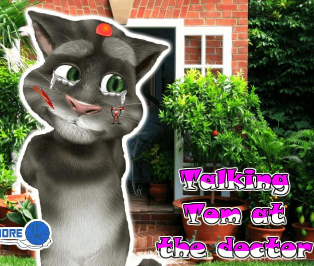 لعبة القط المتكلم