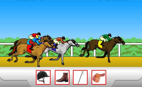 لعبة الحصان