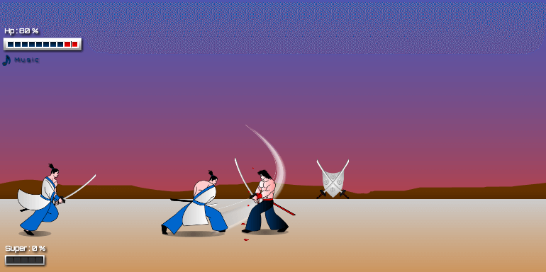 العاب ساموراي