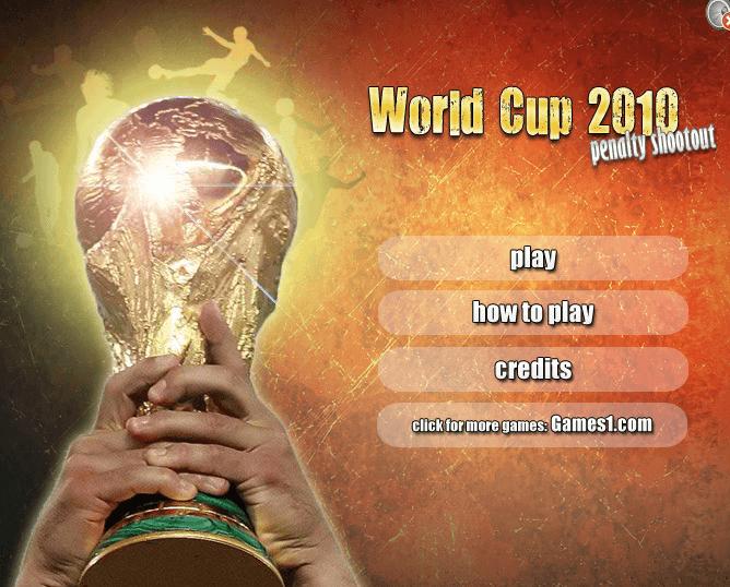 لعبة ضربات جزاء كاس العالم 2010