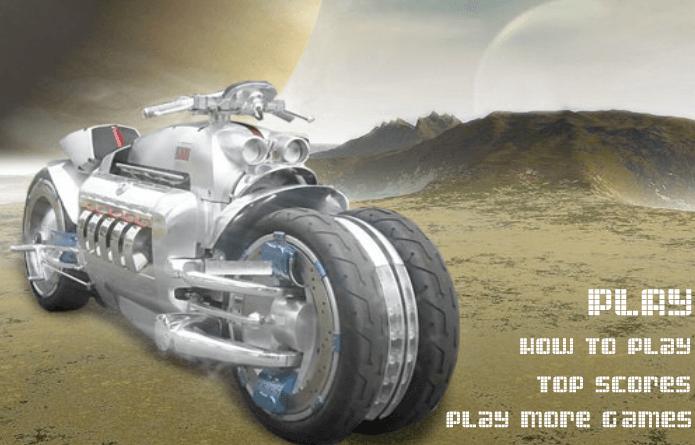 العاب دراجات نارية