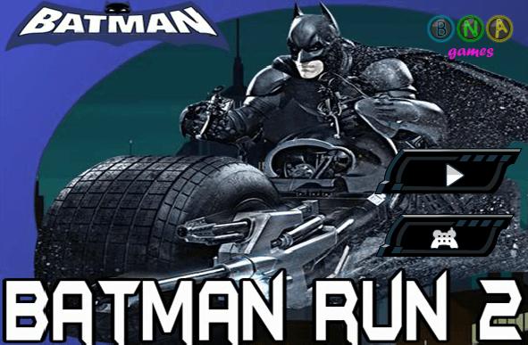 العاب سباق باتمان في مدينة جوثان