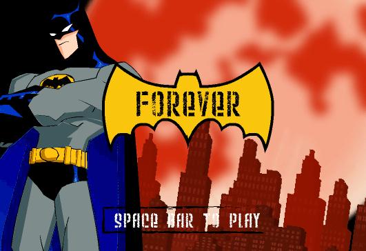 لعبة باتمان فور ايفير