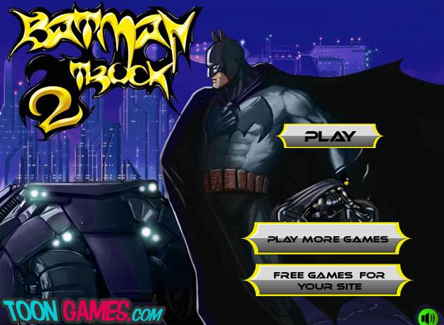 لعبة باتمان لاختيار سيارة احلامه